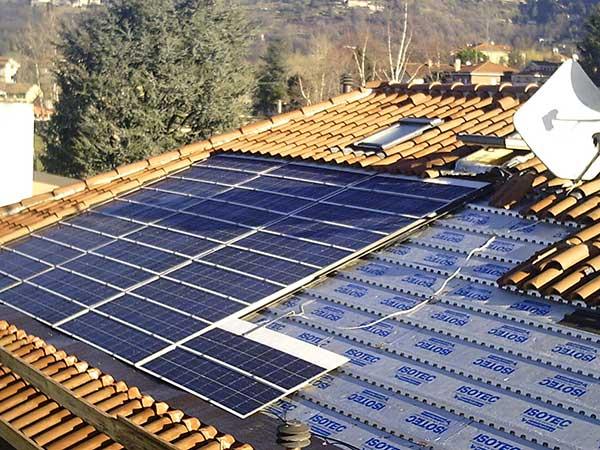Impianto fotovoltaico e pannelli solari 40