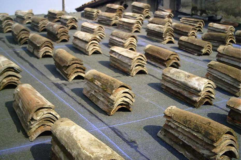 Rifacimento e sistemazione tetti e coperture a brescia, bergamo ...